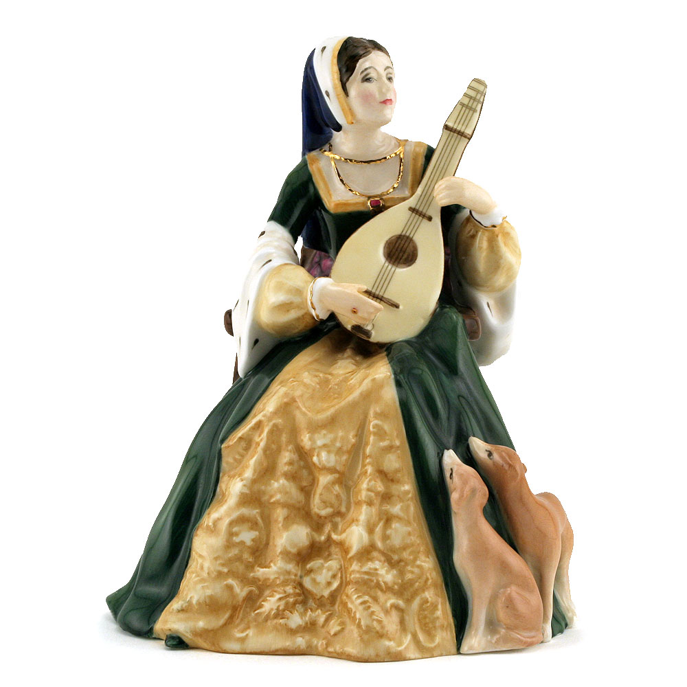 Margaret Tudor HN3838 - Royal Doulton Figurine