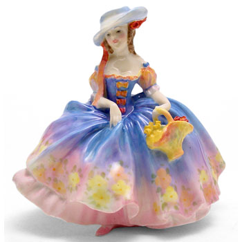 Margot HN1628 - Royal Doulton Figurine