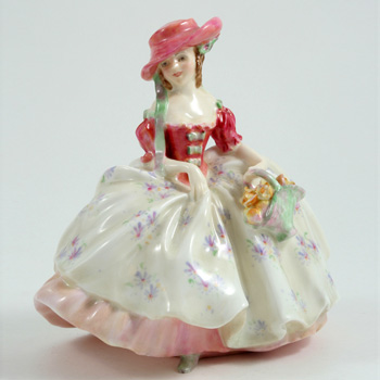 Margot HN1653 - Royal Doulton Figurine