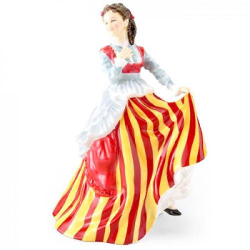 Marie Sisley HN3475 - Royal Doulton Figurine
