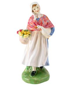Market Day HN1991 - Royal Doulton Figurine