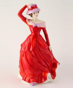 Mary HN4114 - Royal Doulton Figurine