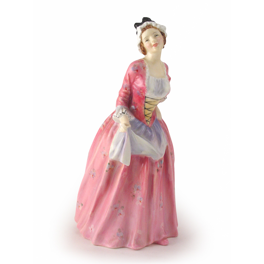 Mary Jane HN1990 - Royal Doulton Figurine