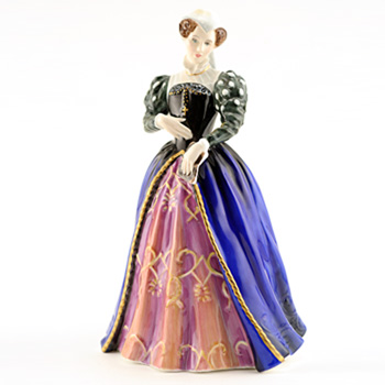 Mary Queen of Scots HN3142 - Royal Doulton Figurine