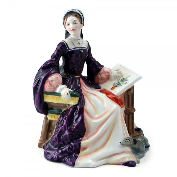 Mary Tudor HN3834 - Royal Doulton Figurine