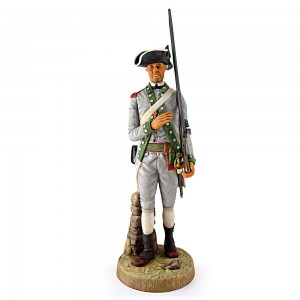 Sergeant, 6th Maryland Regiment, 1777 HN2815 - Royal Doulton Figurine