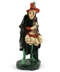 Mask Seller HN1361 - Royal Doulton Figurine