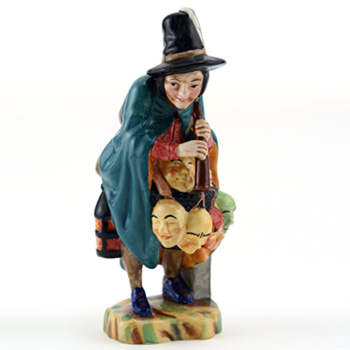 Mask Seller HN4934 - Royal Doulton Figurine