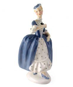 Masquerade HN2251 - Royal Doulton Figurine