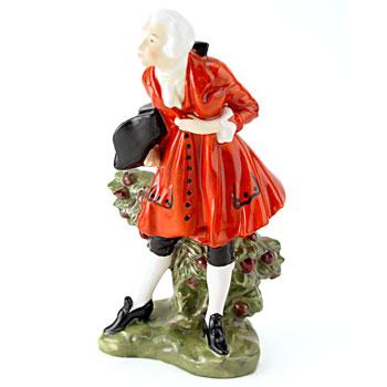 Masquerade (Man) HN599 - Royal Doulton Figurine