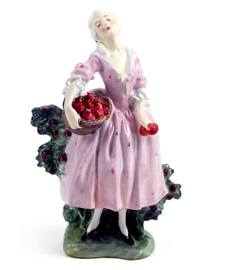 Masquerade (Woman) HN600 - Royal Doulton Figurine