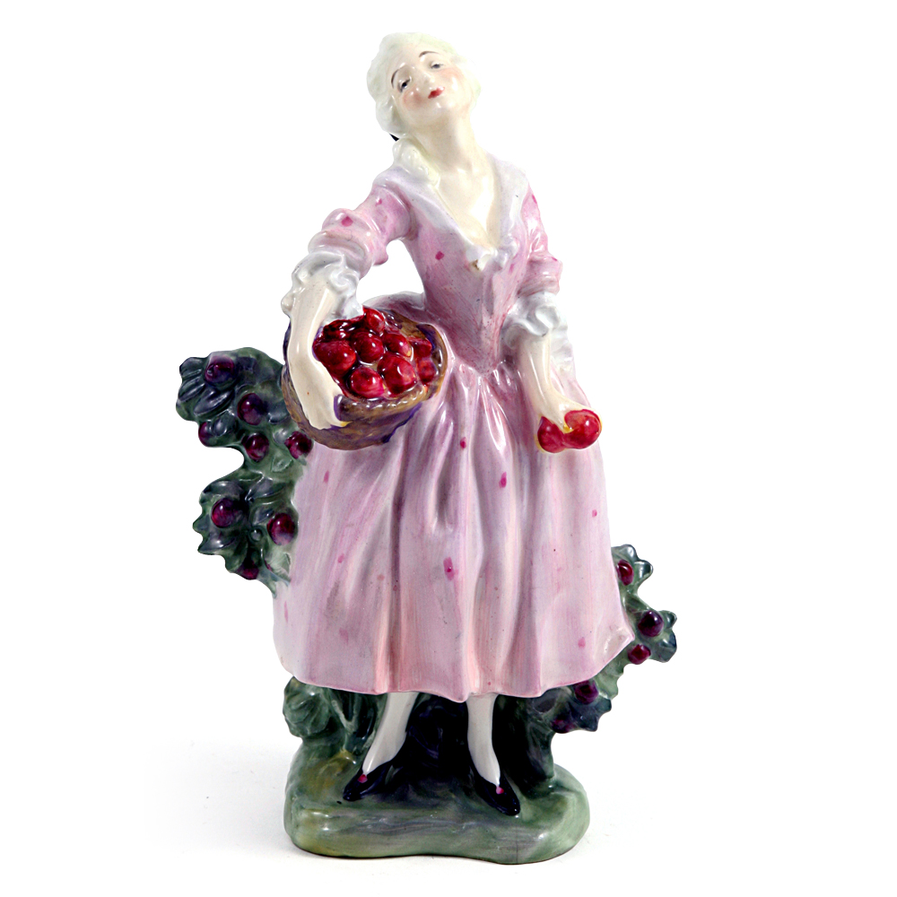Masquerade (Woman) HN600 - Royal Doulton Figurine