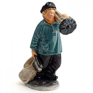 Master Sweep HN2205 - Royal Doulton Figurine