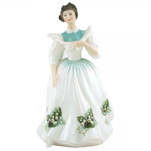 May HN2711 - Royal Doulton Figurine