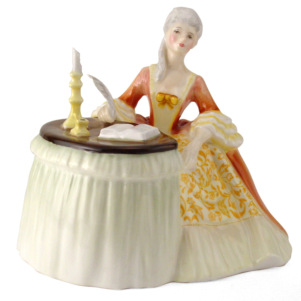 Meditation HN2330 - Royal Doulton Figurine
