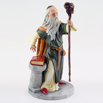 Camelot Merlin HN4540 - Royal Doulton Figurine