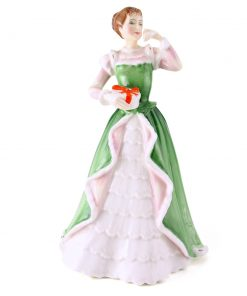 Merry Christmas HN3096 - Royal Doulton Figurine