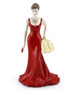 Midnight Premiere HN4765 - Royal Doulton Figurine