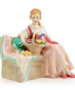 Midsummer Noon HN1899 - Royal Doulton Figurine