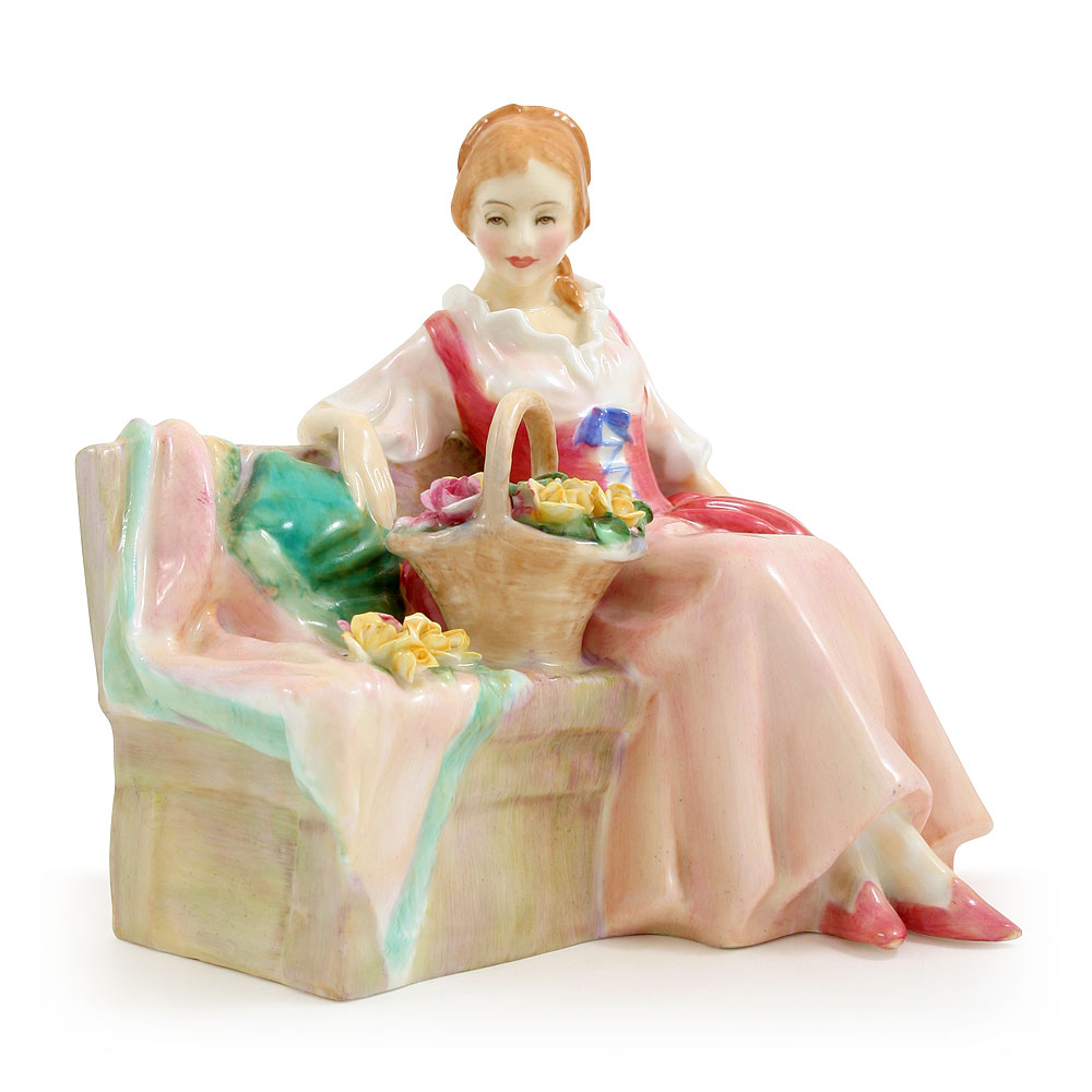 Midsummer Noon HN1899 - Royal Doulton Figurine