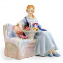 Midsummer Noon HN1900 - Royal Doulton Figurine