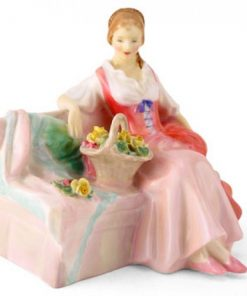 Midsummer Noon HN2033 - Royal Doulton Figurine