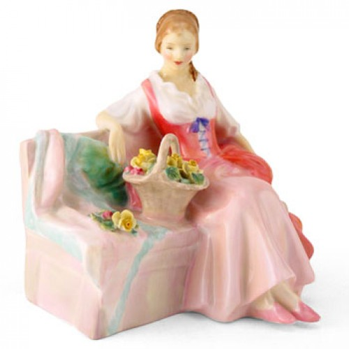 Midsummer Noon HN2033 - Royal Doulton Figurine