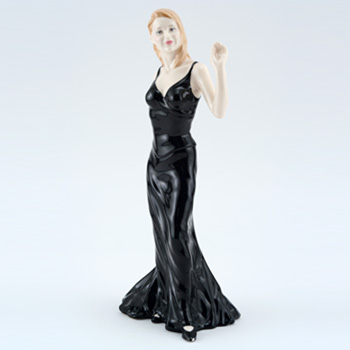 Mikaela HN4550 - Royal Doulton Figurine