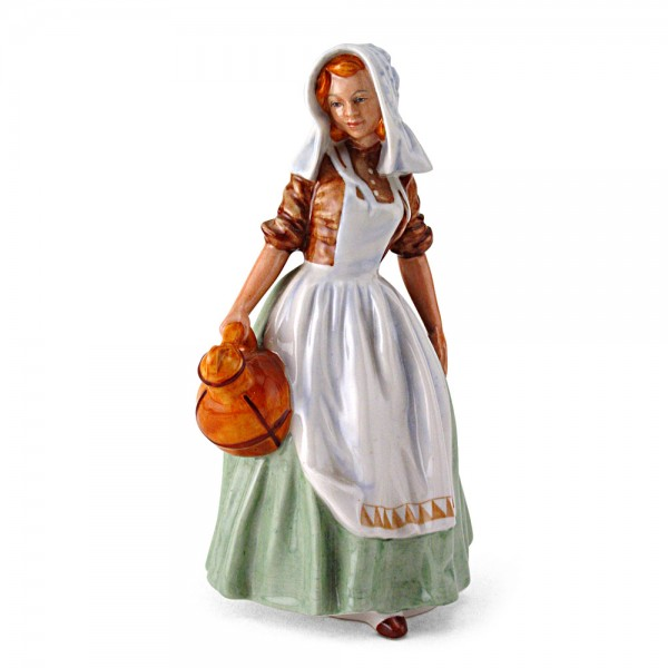 Milkmaid HN2057A - Royal Doulton Figurine