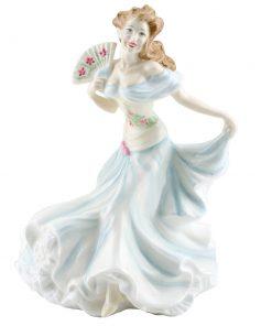 Millennium Celebration HN4201B - Royal Doulton Figurine