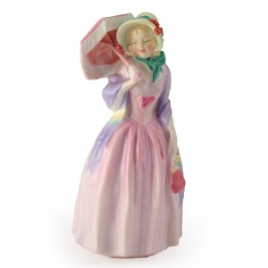 Miss Demure HN1402 - Royal Doulton Figurine