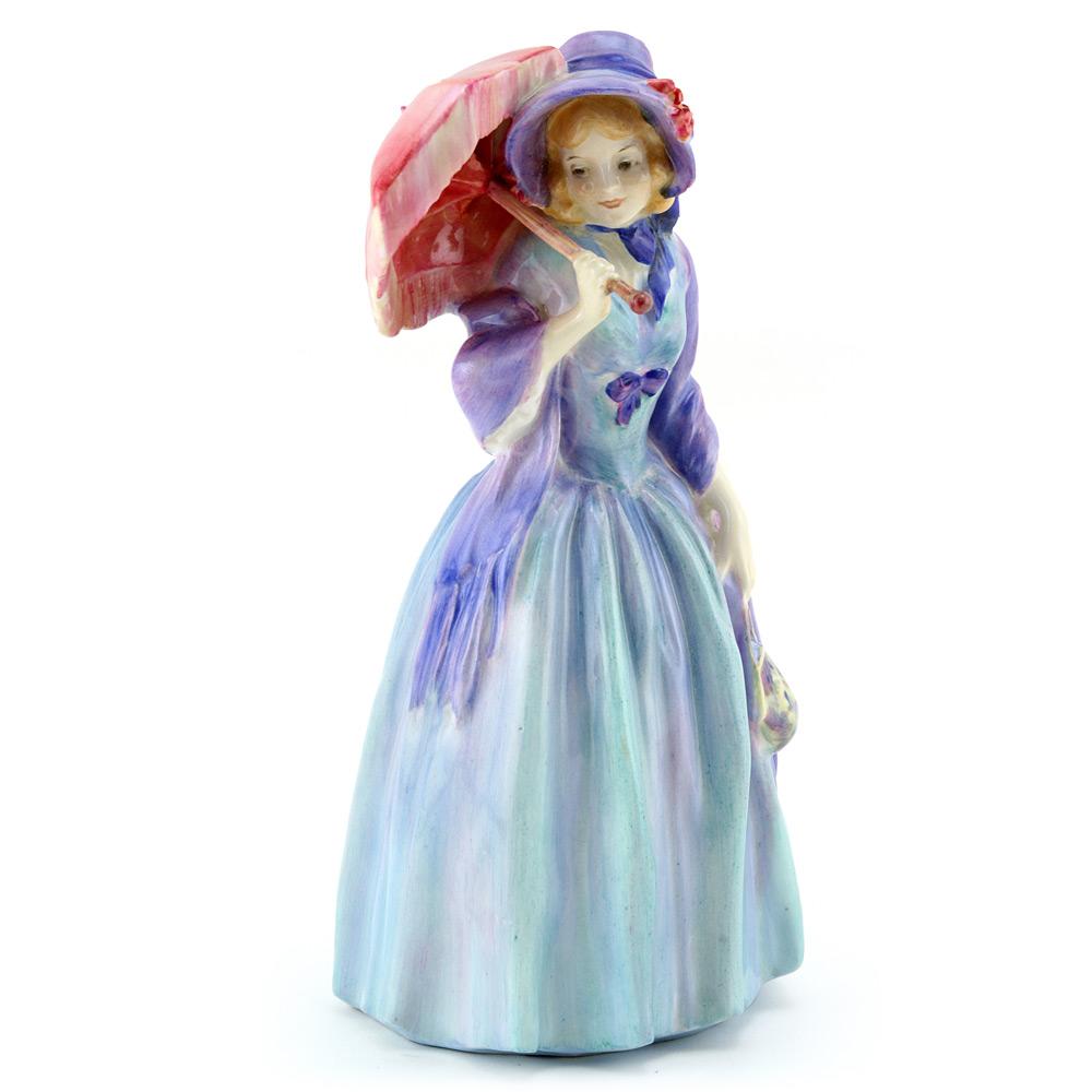 Miss Demure HN1440 - Royal Doulton Figurine