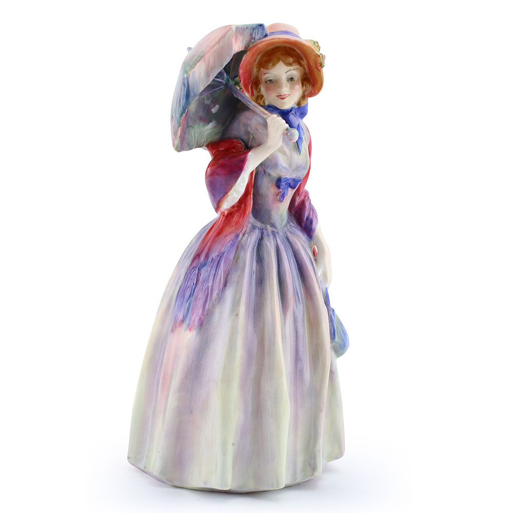 Miss Demure HN1560 - Royal Doulton Figurine