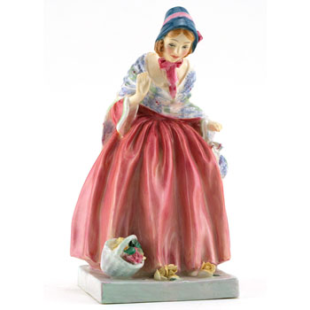 Miss Fortune HN1897 - Royal Doulton Figurine