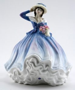Miss Violet HN3996 - Royal Doulton Figurine