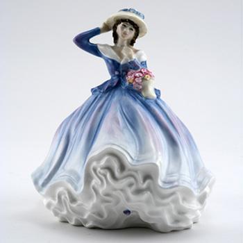 Miss Violet HN3996 - Royal Doulton Figurine