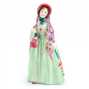 Miss Winsome HN1666 - Royal Doulton Figurine