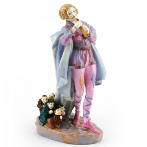 Modern Piper HN756 - Royal Doulton Figurine