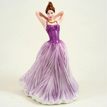 Mollie HN4725 Colorway - Royal Doulton Figurine