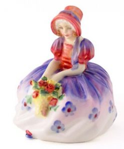 Monica HN1467 - Royal Doulton Figurine