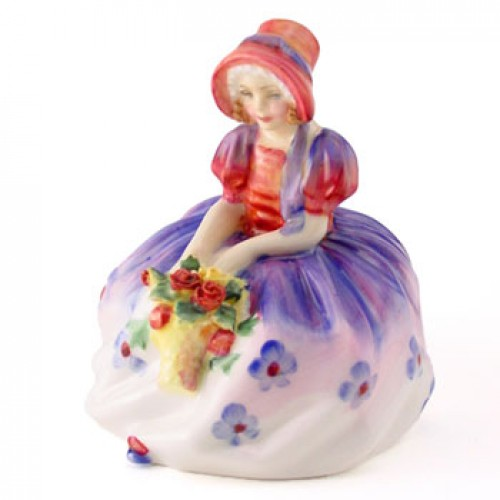 Monica HN1467 - Royal Doulton Figurine