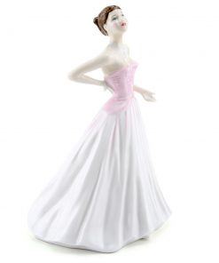 Moonlight Gaze HN4362 (Color Variation) - Royal Doulton Figurine