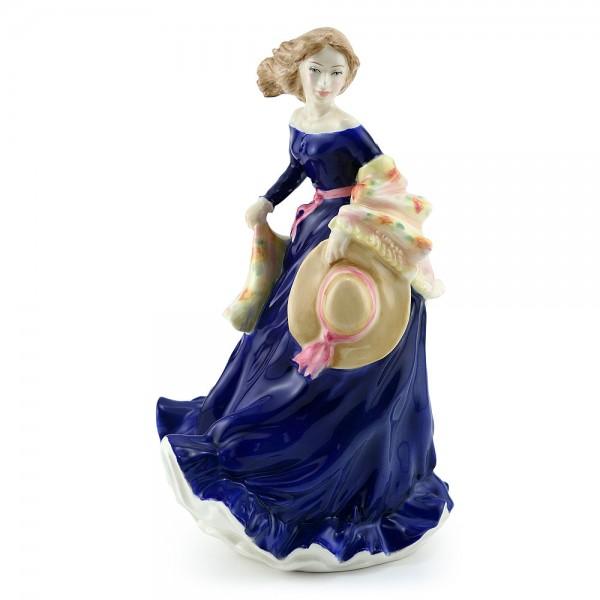 Moonlight Stroll HN3954 - Royal Doulton Figurine