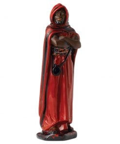 Moor BA74 (Small Size) (Flambe) - Royal Doulton Figurine