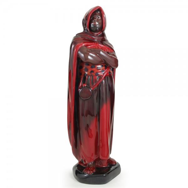 Moor HN3642 (Flambe) - Royal Doulton Figurine