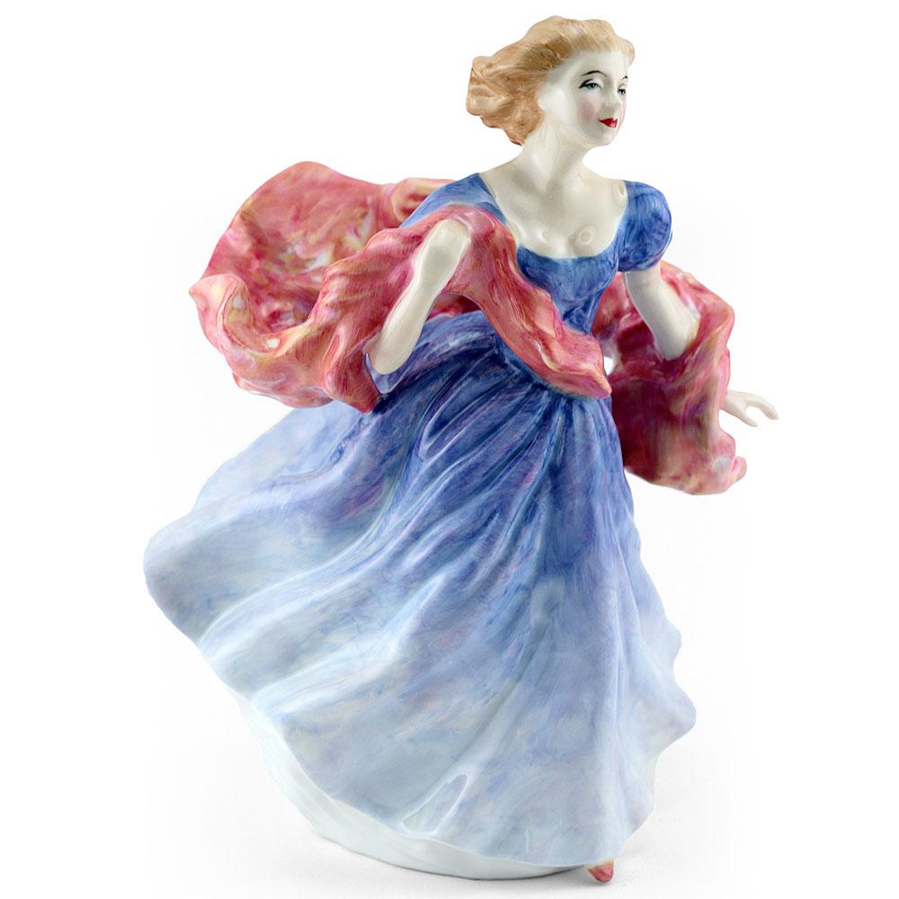 Morning Breeze HN3313 - Royal Doulton Figurine