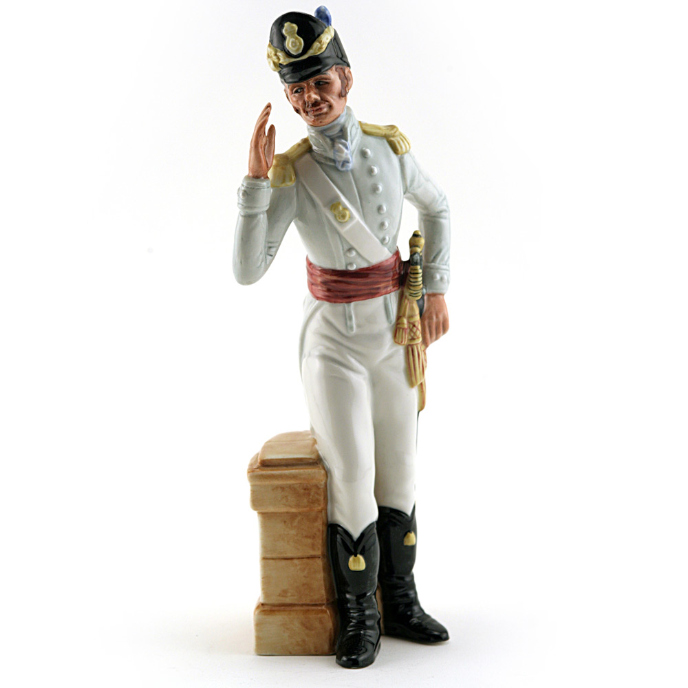 Morning Ma'am HN2895 - Royal Doulton Figurine