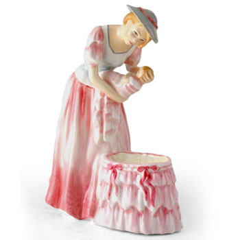 Mother and Baby HN3348 - Royal Doulton Figurine