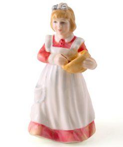 Mother's Helper HN3650 - Royal Doulton Figurine
