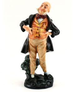 Mr Micawber HN1895 - Royal Doulton Figurine